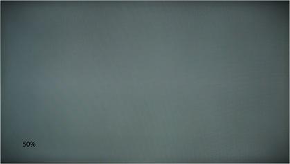 LG LH564A color uniformity