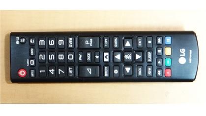 LG LH516A remote