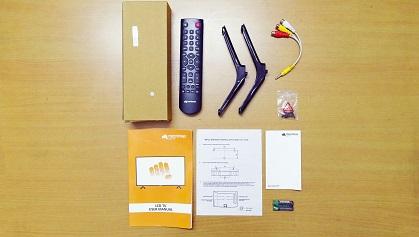 Micromax T7260MHD accessories