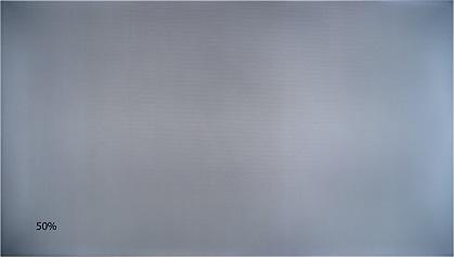 Micromax T7260MHD color uniformity