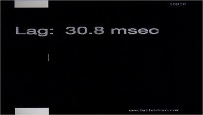 Micromax T7260MHD input lag