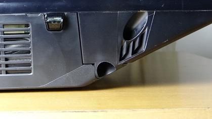Samsung K4300 body controls