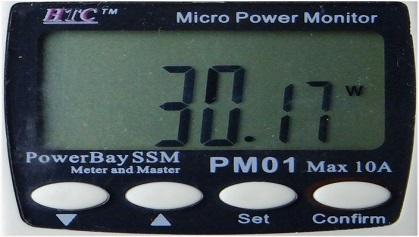 Samsung K4300 max power consumption