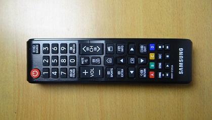 Samsung K4300 remote