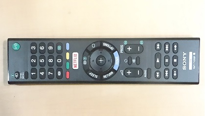 Sony W562D remote