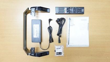 Sony W672E accessories
