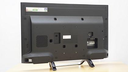 Sony W672E back