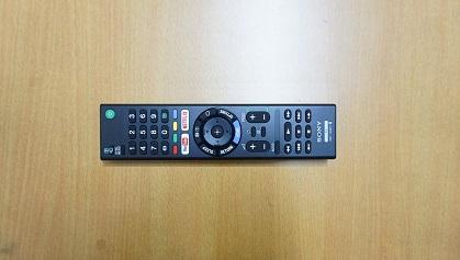 Sony W672E remote