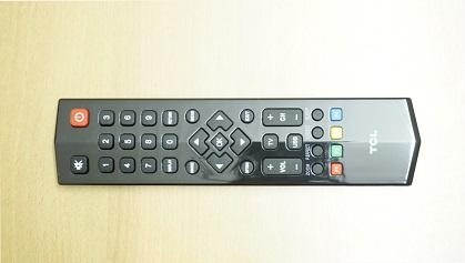 TCL L32D2900 remote