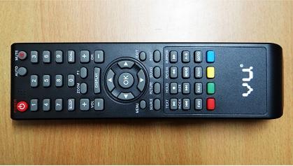 VU K160M remote