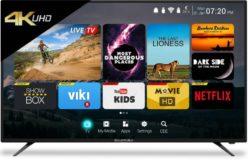 CloudWalker CLOUD TV 65SU